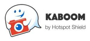 Kaboom -Send Self Destructing Message in Whatsapp