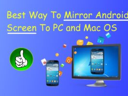 Display Android Screen To PC