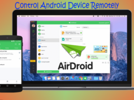 Manage Android Device From PC Remotely