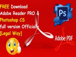 Adobe Reader & Photoshop CS2 Download FREE Full version