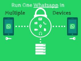 Run One WhatsApp account on two devices iphone multiple iphone android
