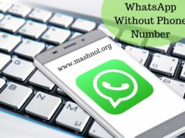 create WhatsApp Account Without Using Phone Number