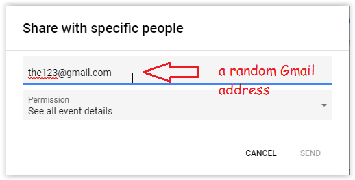 Find the Person Name behind Any Gmail Address