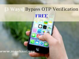 bypass sms otp verification receive sms online