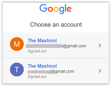 find all gmail accounts linked with phone number and email address
