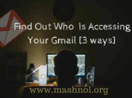 How to Find Out Who Or What Is Accessing Your Gmail