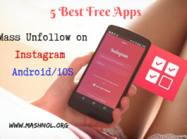 5 Best Free Apps Mass Unfollow on InstagramAndroidiOS