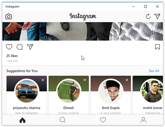 How to Send Direct Message on Instagram From Computer Mac