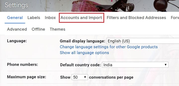 How to Change Phone Number on Gmail