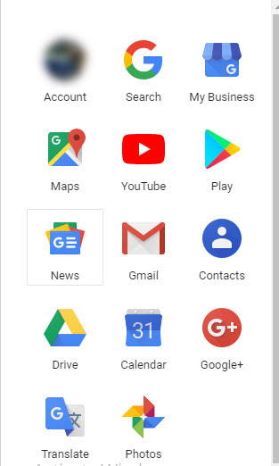Open and Access your Gmail Contacts