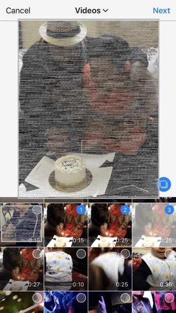 How to post longer videos on instagram