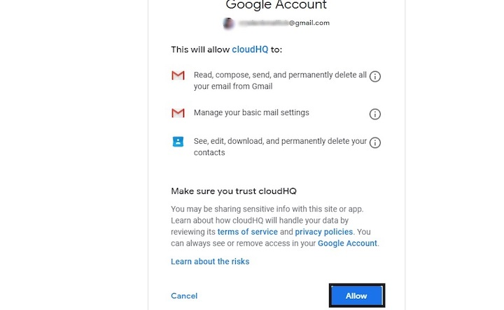 How to send text from Gmail