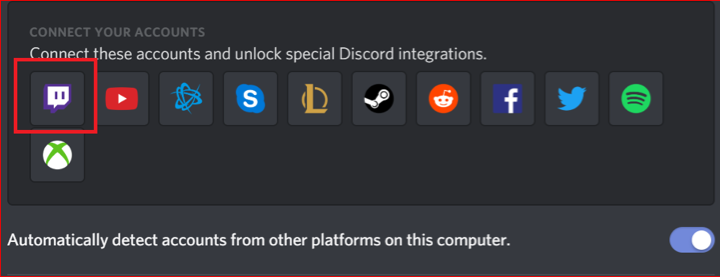 How to Connect Your Discord Server to Your Twitch Stream or YouTube Channel