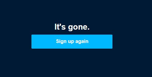 How to delete tumblr account