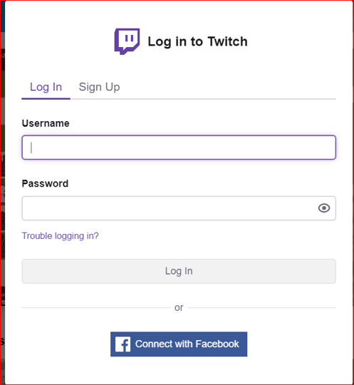 How to change twitch banner