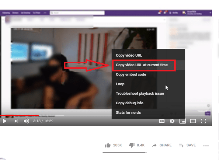 How to Link to a Specific Part in a YouTube Video