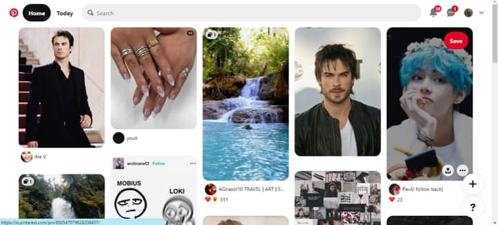 How to Download Images From Pinterest Through Websites and Applications