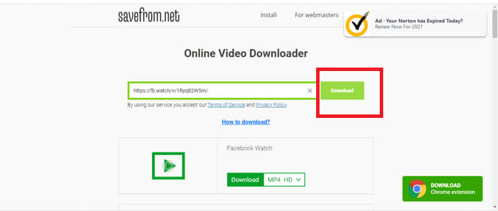 How To Download A Video From Facebook Computer/Mobile