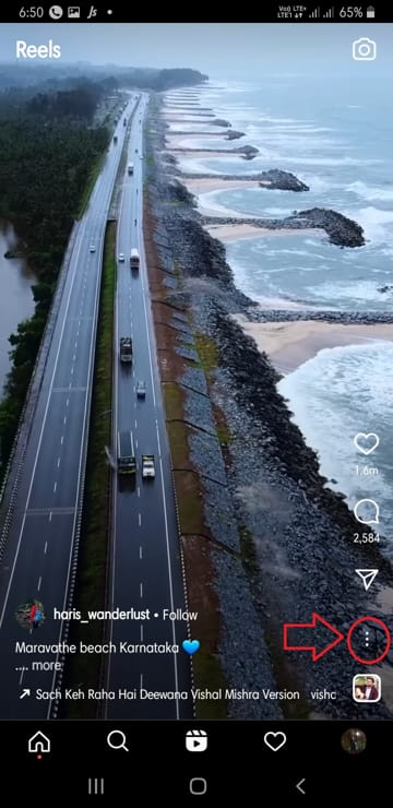 How to Download Instagram Reels Videos with music To Gallery